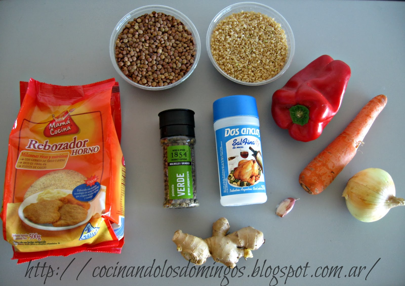 Cocinando los domingos hamburguesas vegetarianas de arroz - Hacer hamburguesas vegetarianas ...