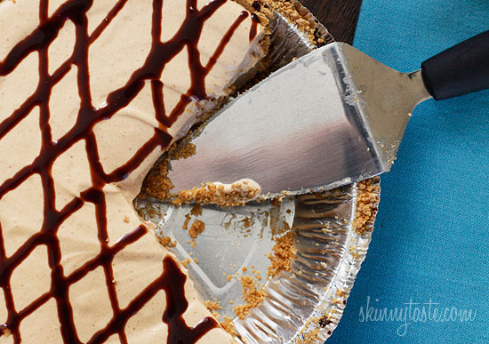 Low Fat Peanut Butter Pie