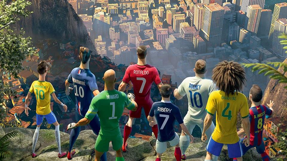 The Last Game, Film Animasi Sepak Bola dari Nike Football - UnikPlus.com