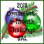 2013 Ornament-a-Month Challenge SAL