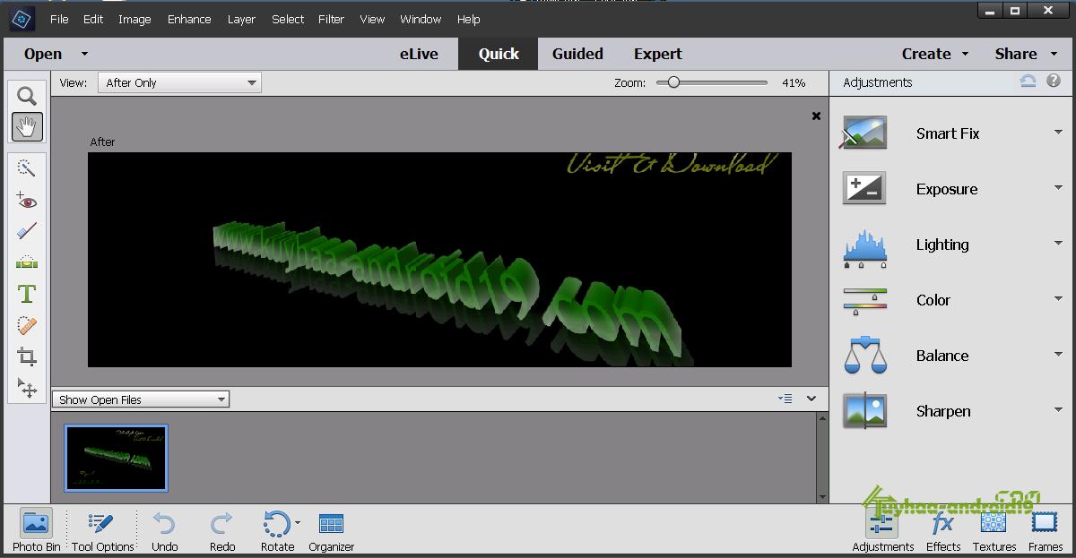 Adobe Photoshop ELement