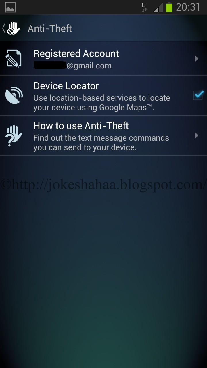 Cel mai bun Antivirus pentru Android_Registered Acount_Device Locator_How To Use Anti-Teft_Best Free Antivirus App for Android_AVG AntiVirus FREE for Android™_Antivirus Security - FREE_AVG Mobile technologies