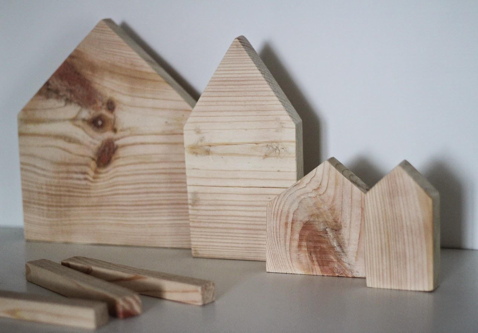 Drewniane ozdoby,Dekoracja