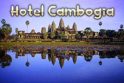 Hotel da Sogno in Cambogia