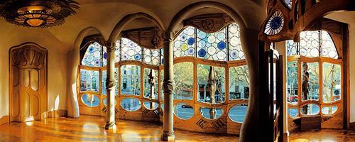 Barcellona Gaudi 39 Casa Batllo 39