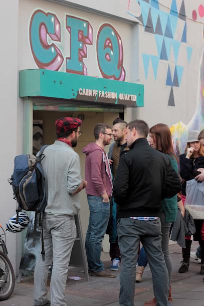 Cardiff artists