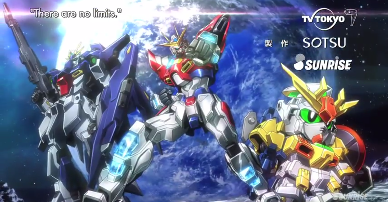 Gundam Build Fighters Try Episode 2