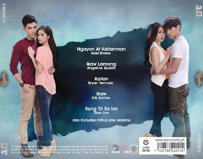 Ina Kapatid Anak: The Official Soundtrack Tracklist