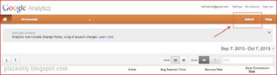 Cara Menambahkan User Baru Pada Google Analytics