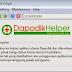 Penambahan Fasilitas Dapodik Helper Update 21 Agustus 2014