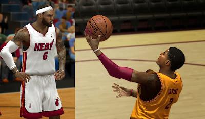 NBA 2K14 PC Next-Gen Mod