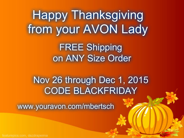 Avon Black Friday Coupons 2015