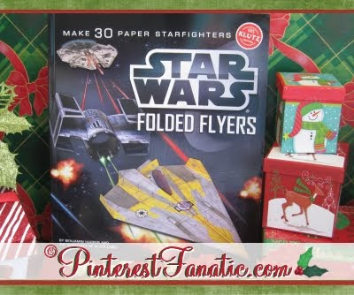 Star Wars, Folded Flyers, Paper Airplanes, Klutz Book