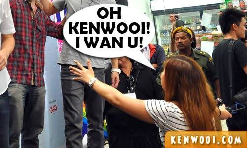kenwooi i want you