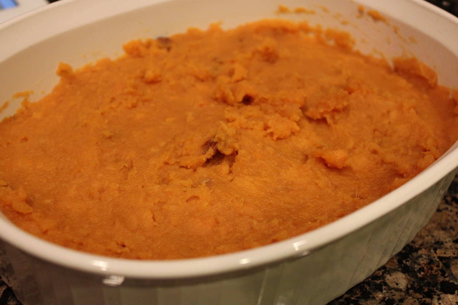Traditional Sweet Potato Casserole – Dallas Duo Bakes