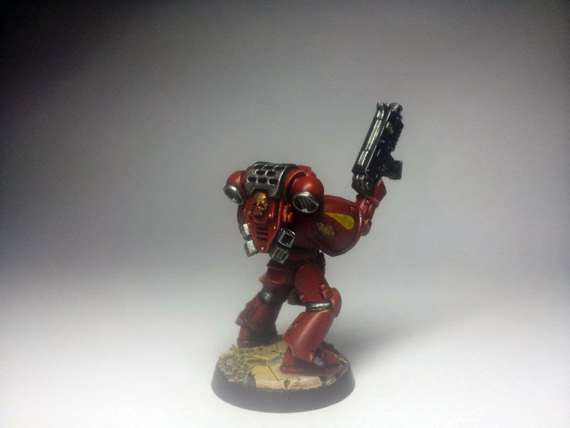 BLOOD ANGELS - WARHAMMER 40000 4-2