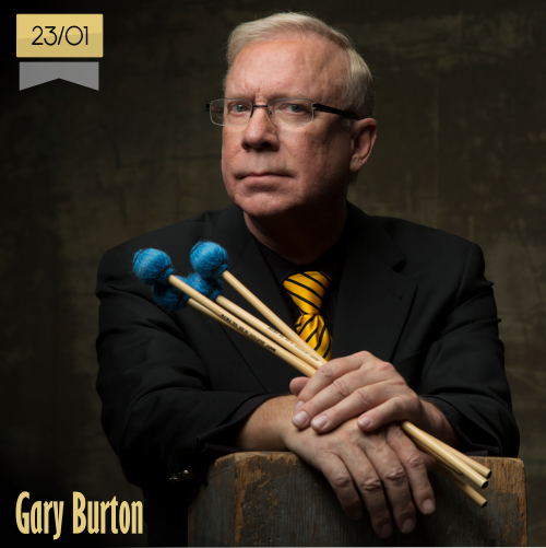 23 de enero   Gary Burton   Info + vídeos