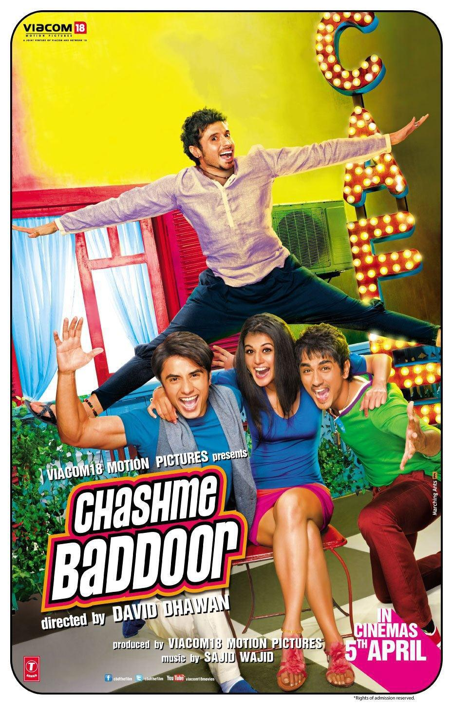 Chashme Badoor (2013) Eng Sub