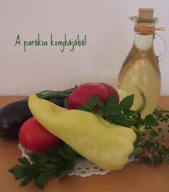 A parókia konyhájából
