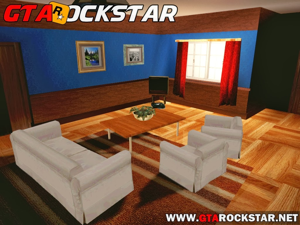 GTA SA - Nova Casa do CJ V1.0