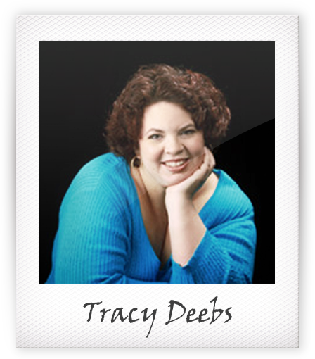 Author Photo: Tracy Deebs
