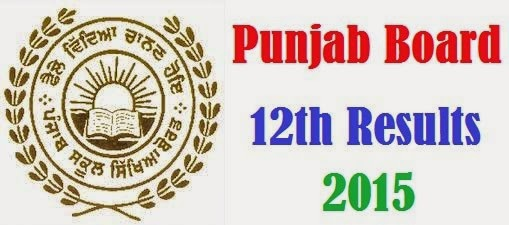 PSEB Punjab Board 12th Results 2015