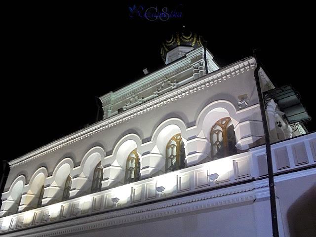 казанская церковь введенская