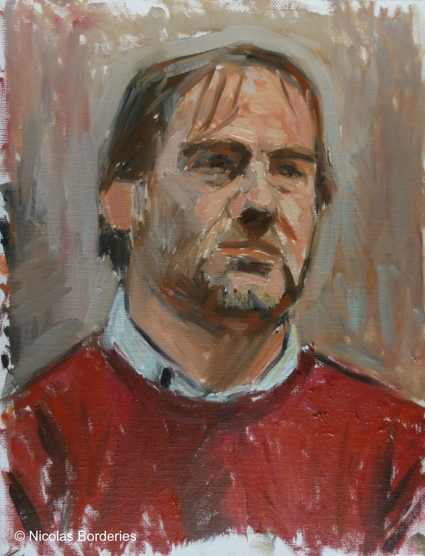 Nicolas Borderies Peintures