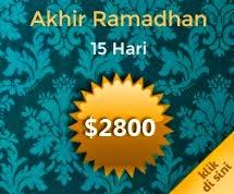 Paket Akhir Ramadhan