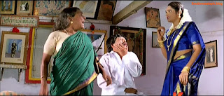 anusha hot saree vadugapatti mapillai