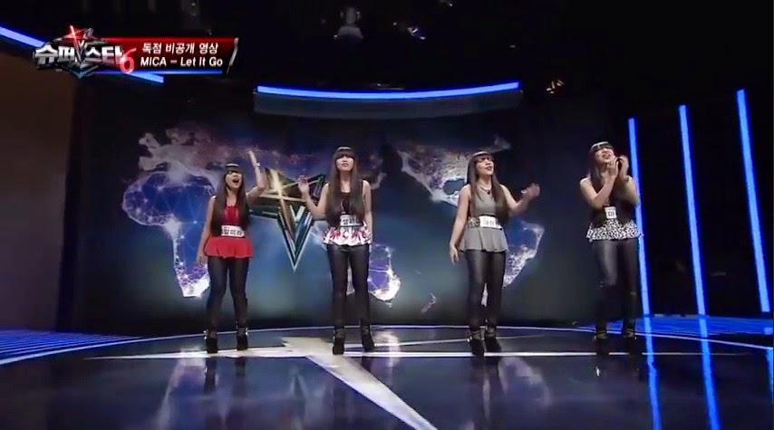 Pinay Girl Group Mica Sisters In Korean Show - Video