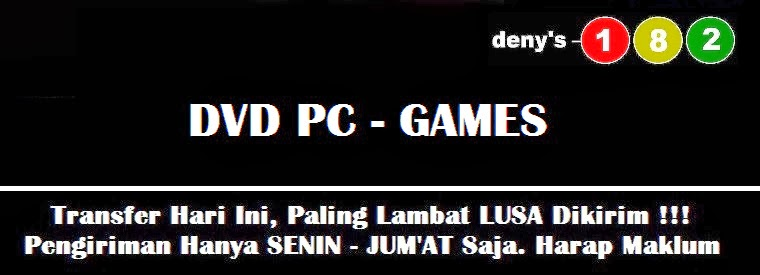Jual PC Games Murah