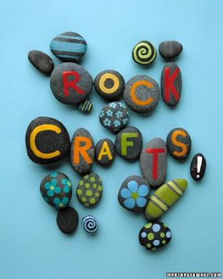Manualidades con piedras rocas DIY pintar dibujar Hazlo tú mismo