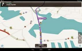 تحميل تطبيق Waze Social GPS Maps لتفادى ازدحام المرور