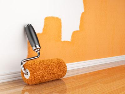 Pintura en paredes