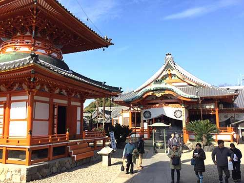 Ryusenji Temple, Aichi Prefecture.