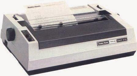 Printer Dot Matrix
