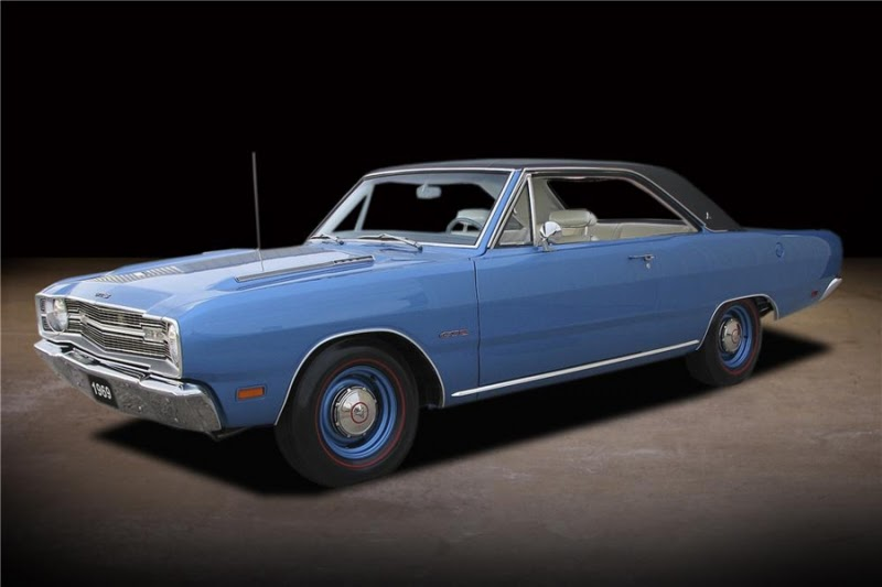 Dodge Dealers Ontario >> Old Cars Canada: 1969 Dodge Dart