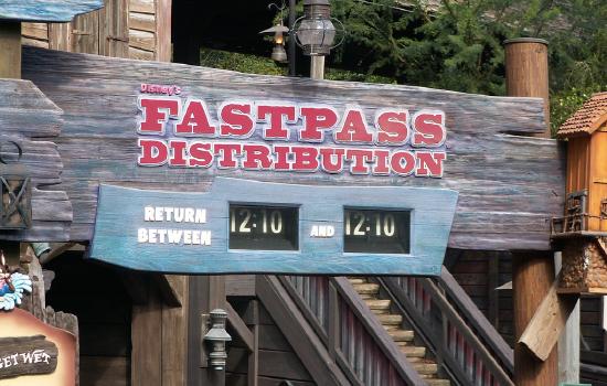 Fast Pass Disney em Orlando
