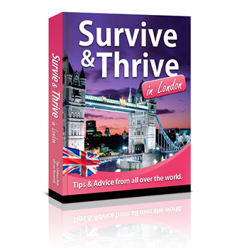 Survive & Thrive In London - Moving2London