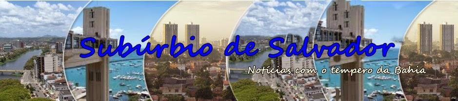 Subúrbio de Salvador