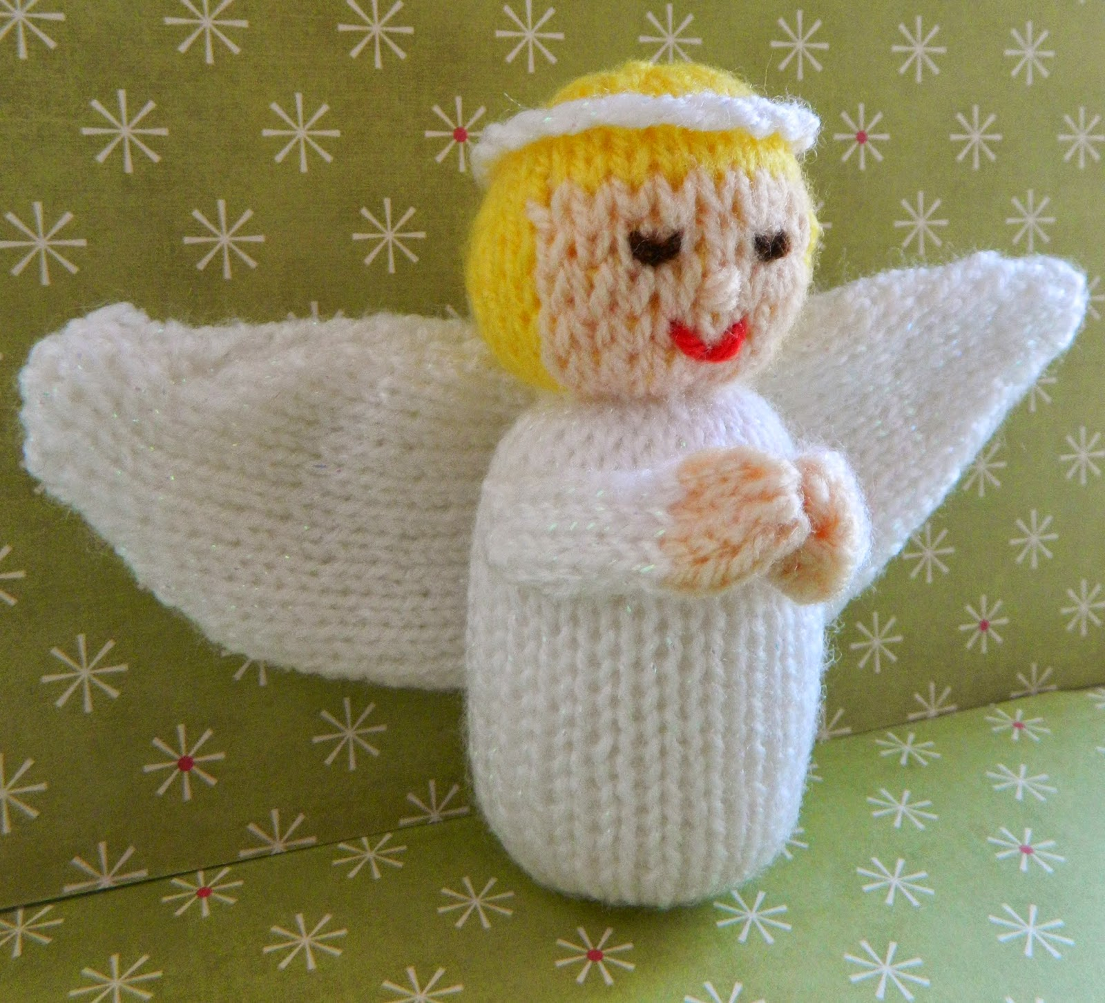 Edith Grace Designs - Doll & Toy Knitting Patterns & Cross ...