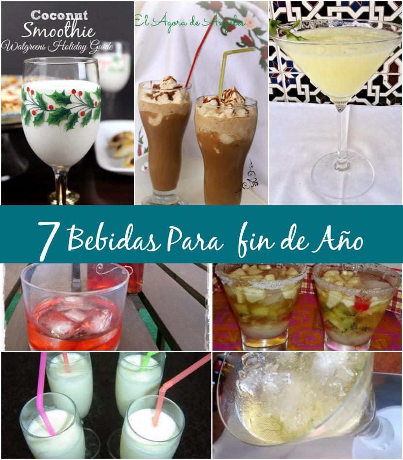 7 bebidas para acompa ar la cena fin de a o compras y hogar for Cenas para fin de ano