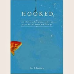 http://www.amazon.com/Hooked-Write-Fiction-Grabs-Readers-ebook/dp/B0033ZAVV2/ref=sr_1_1?ie=UTF8&qid=1395068494&sr=8-1&keywords=les+edgerton+hooked