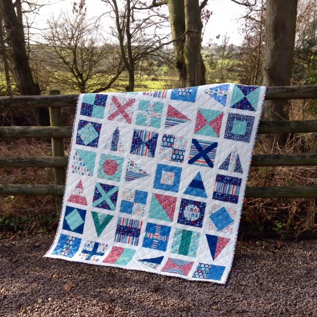 Lily's Quilts: Nautical Flags Quilt : nautical quilt blocks - Adamdwight.com