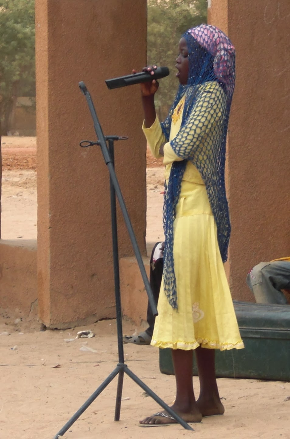 Ecole de Thiago, Sénégal, 2012