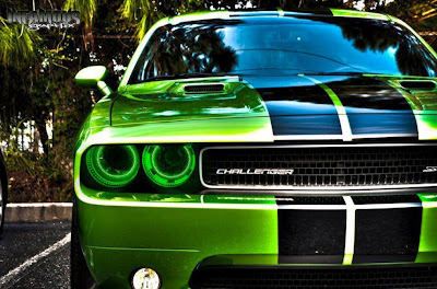 Hot Modified Dodge Challenger Wallpapers and Pictures