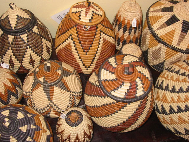 Basketry In Art : R i t u a l m y s c july