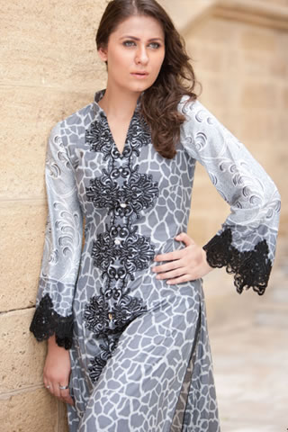Mahiymaan Designer Series by Al Zohaib Textile glamour images