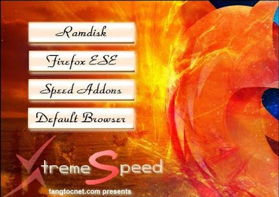 Firefox Extreme Speed Edition : Browser Ekstrim